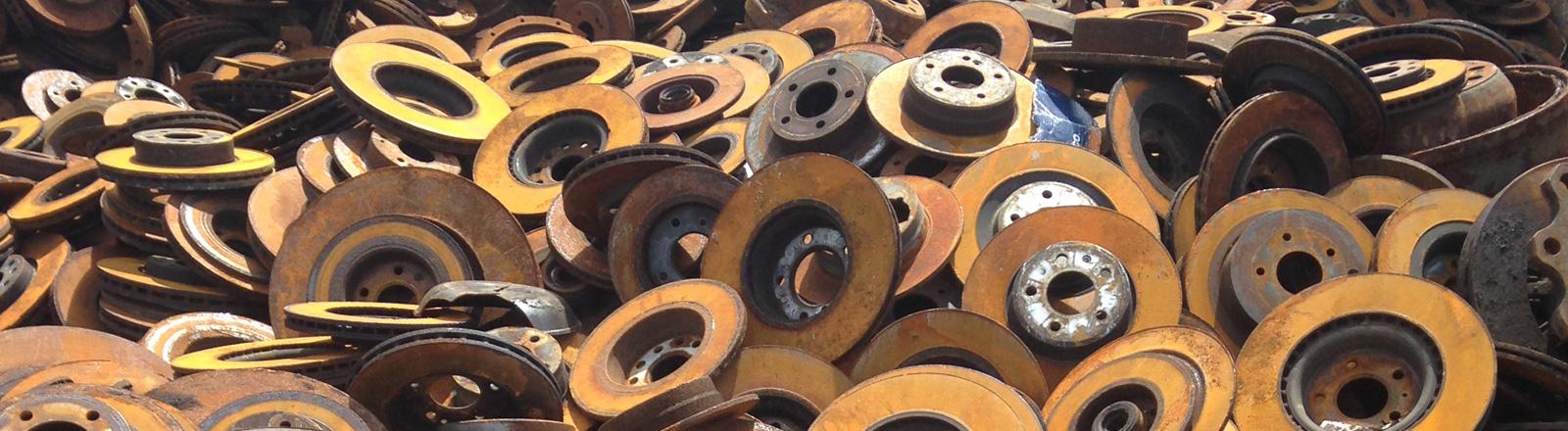 Scrap, Recycling & Plastics